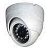 Gold G-IR Color 420 TV Line 3.6mm Infrared CCTV Dome Security Camera