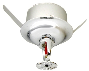The COP-USA FS35 is a covert fire sprinkler security camera for hidden video surveillance.