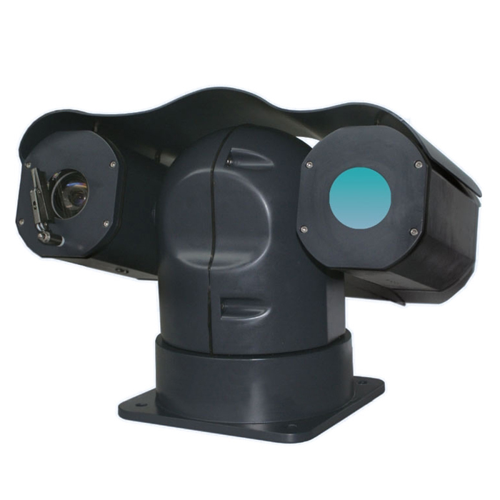 COP-USA CD57NV-TI Mil-STD-810 Military Grade Thermal Imaging PTZ Dome Camera