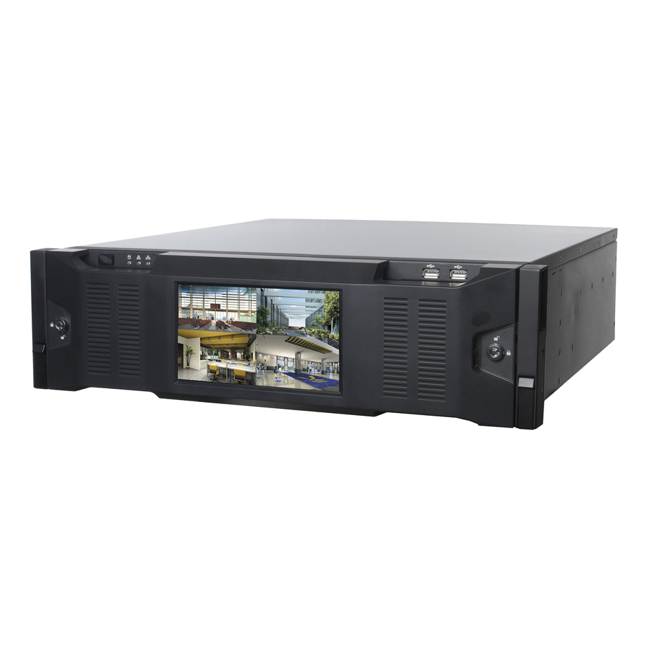 128 Channel Super Network Video Recorder With Up To 64TB Internal Storage