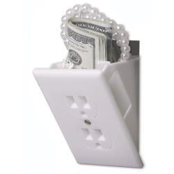 Wall Outlet Safe For Hiding Your Valuables
