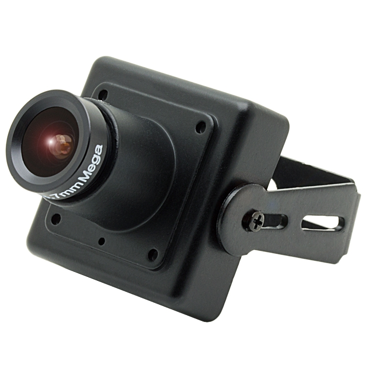 2.1 Megapixel 1080P HD-SDI Miniature Security Camera W/ 3.7mm Lens